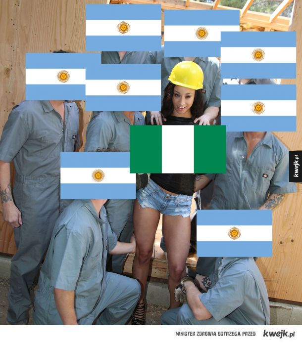 They f... them out of the world cup