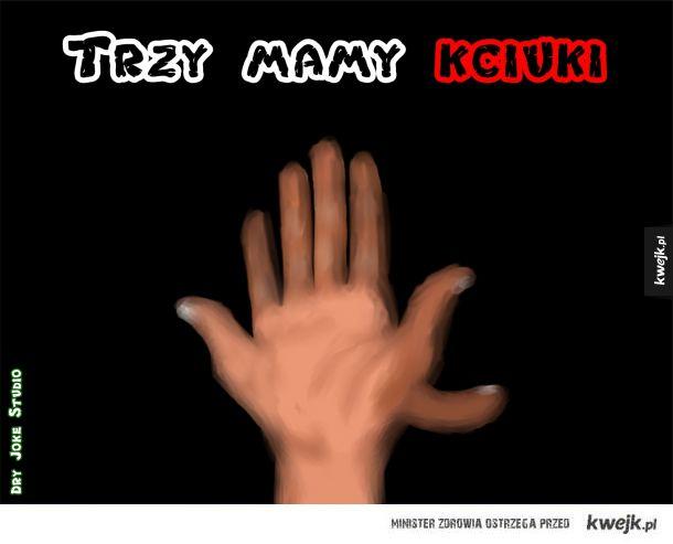 Trzymamy kciuki!
