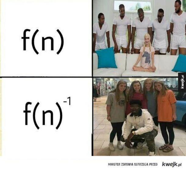 Żarcik matematyczny