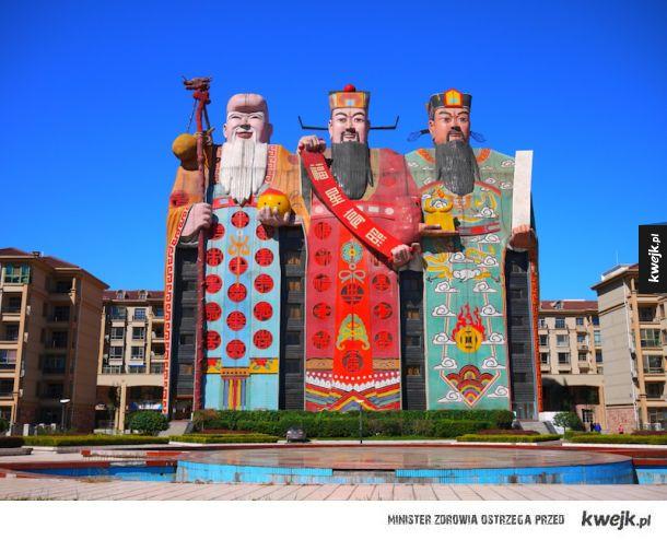 Dziesięciopiętrowy Hotel Tianzi w Langfang (Chiny)
