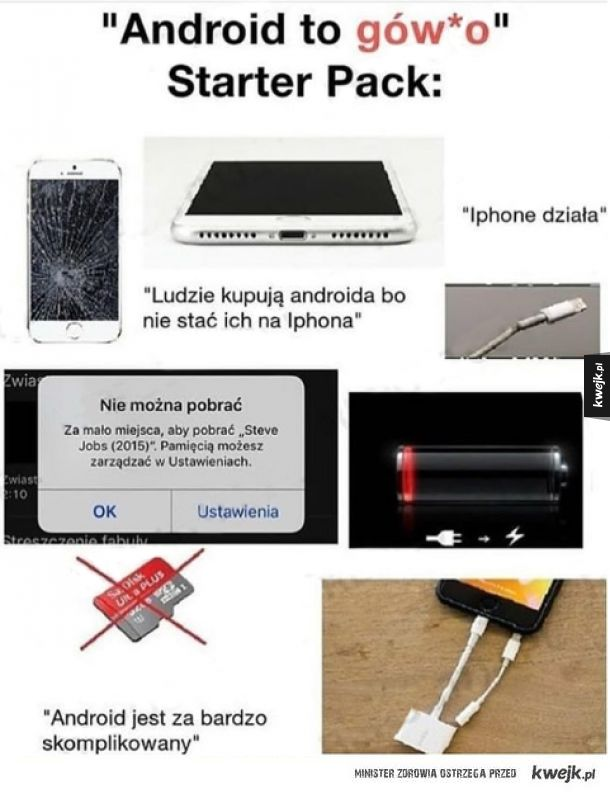 Android starter pack