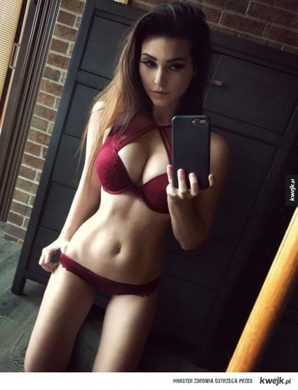 Idealne selfie