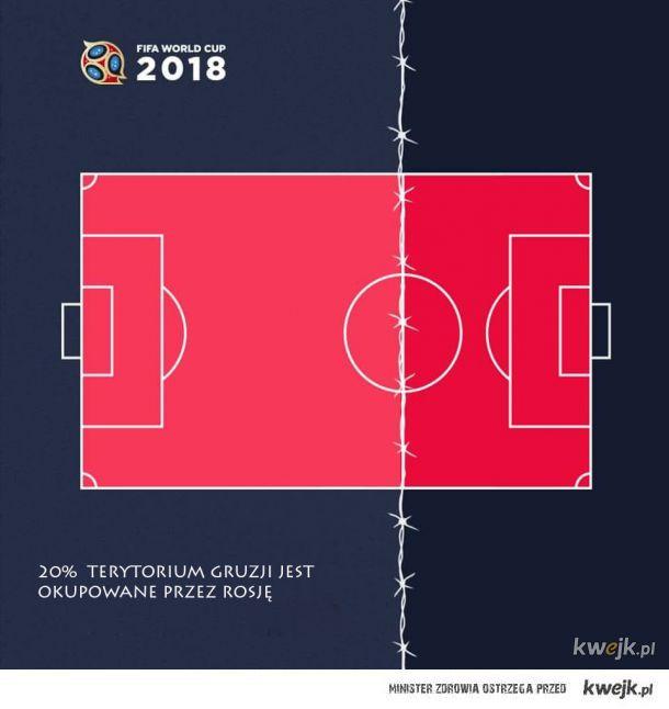 Mistrzostwa Świata w Rosji - Nie zapominajmy !
