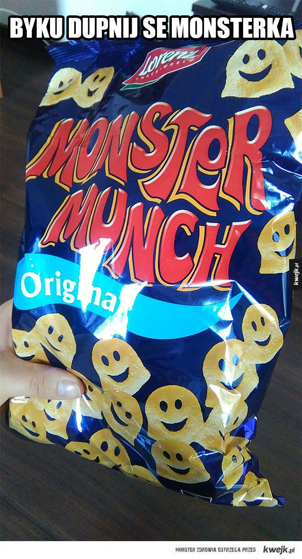Monsterek dla Ciebie