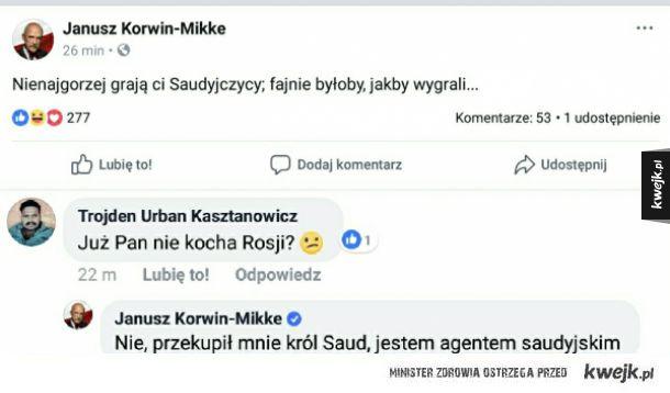 Co ten Janusz