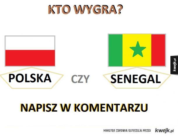 Polska czy Senegal