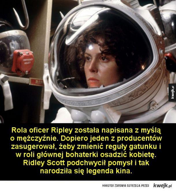 Ciekawostki o filmie Obcy - 8. pasażer Nostromo