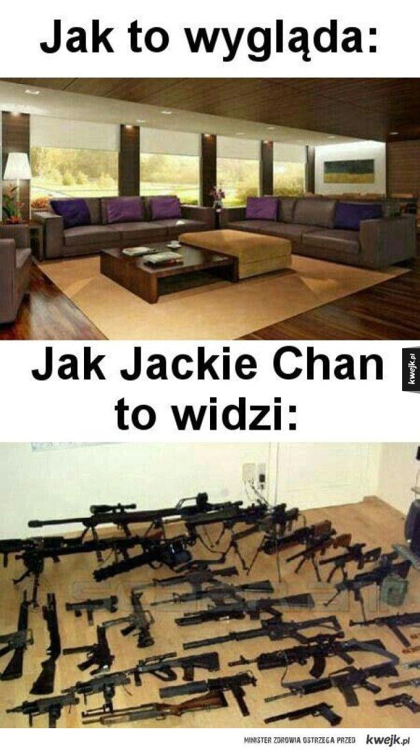 Jackie Chan xD