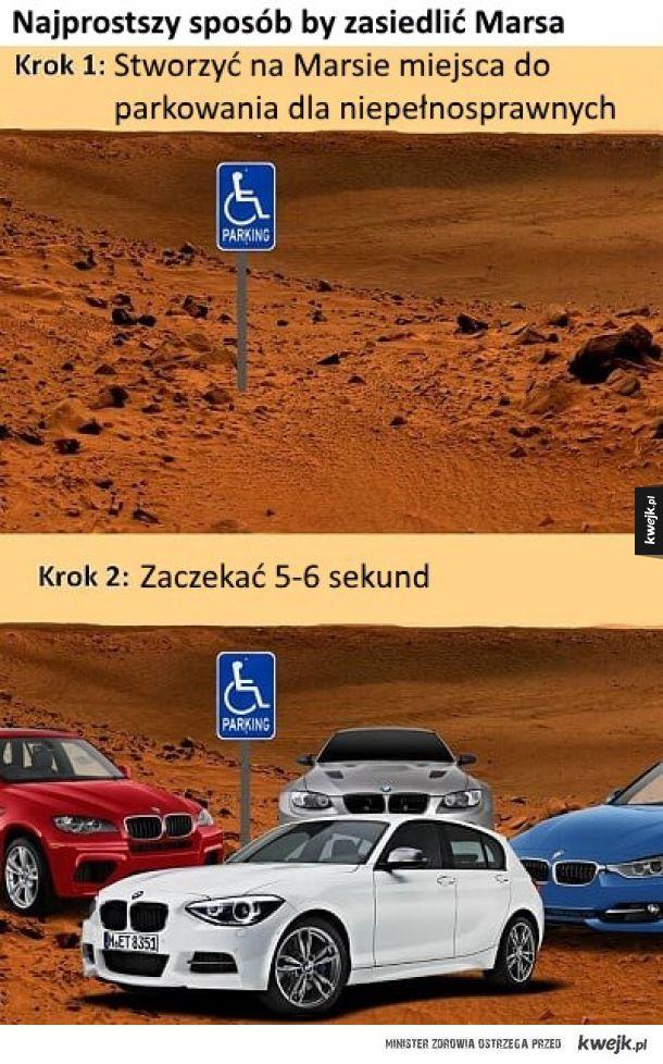 Zasiedlenie Marsa