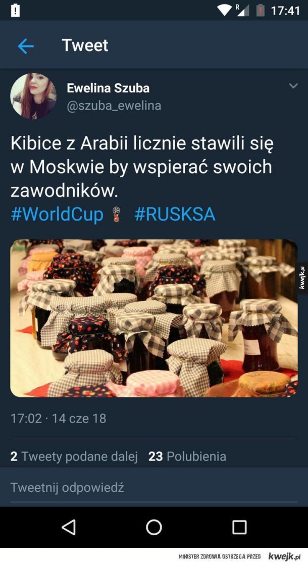 Kibice z Arabii