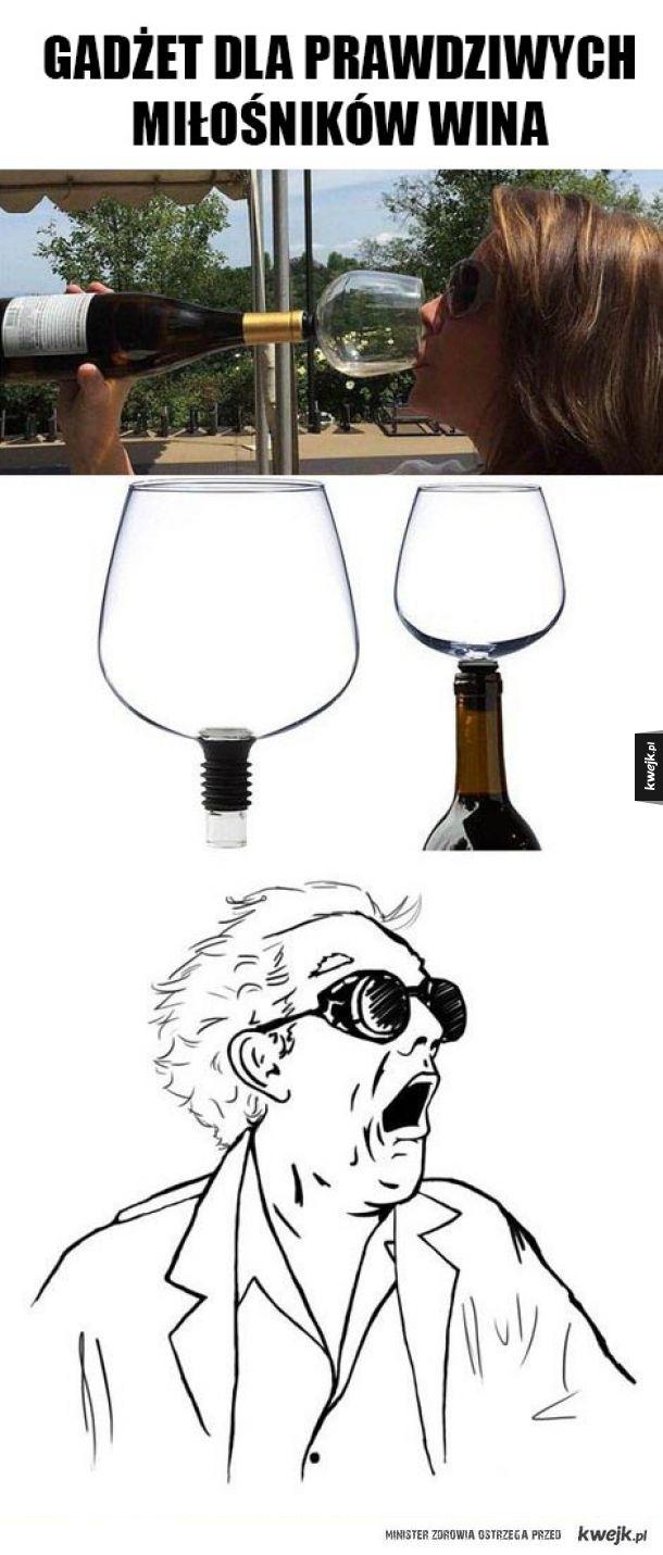 Dla miłośników wina