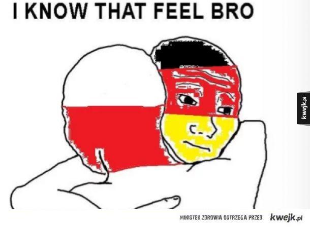 Polska się jednoczy XD