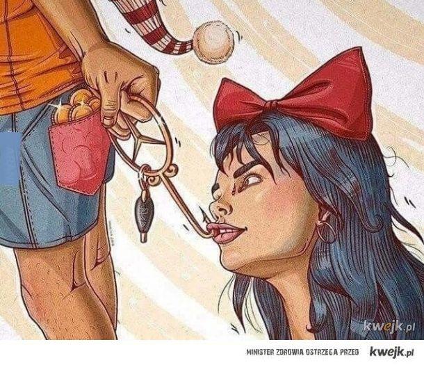 Na takie przynęty dzisiaj łapie się kobiety