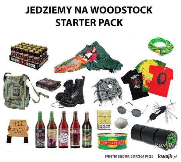 Jedziemy na woodstock