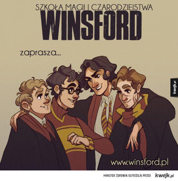 WINSFORD - ZAPRASZAMY!