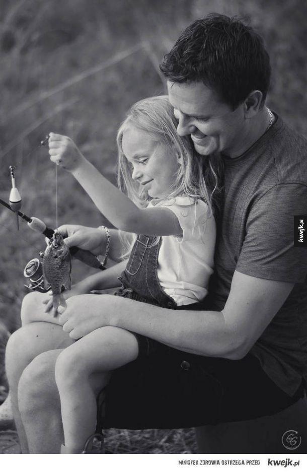 Super zdjęcia super-ojców na Dzień Ojca
