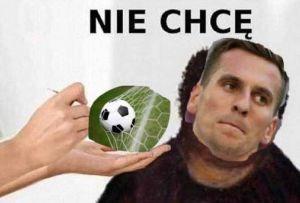 Memy z meczu Polska - Senegal