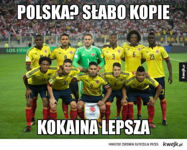 Polska słabo kopie