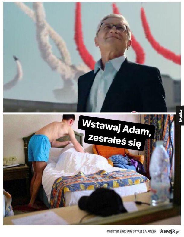 Adam wstawaj