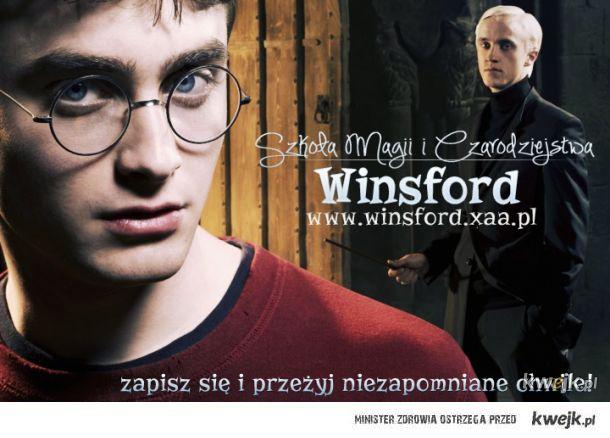 Zapisz się na ucznia w Szkole Magii i Czarodziejstwa Winsford! http://www.winsford.pl