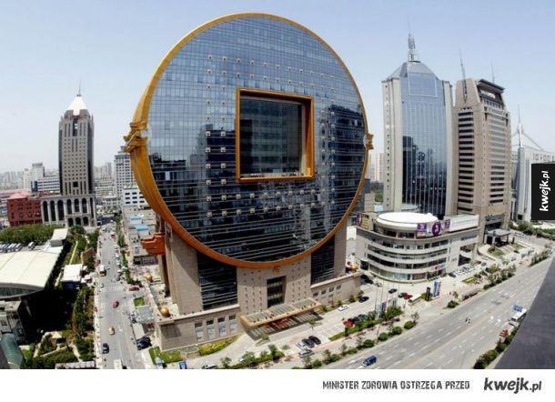 Budynek biurowy Fang Yuan(Shenyang, Chiny)
