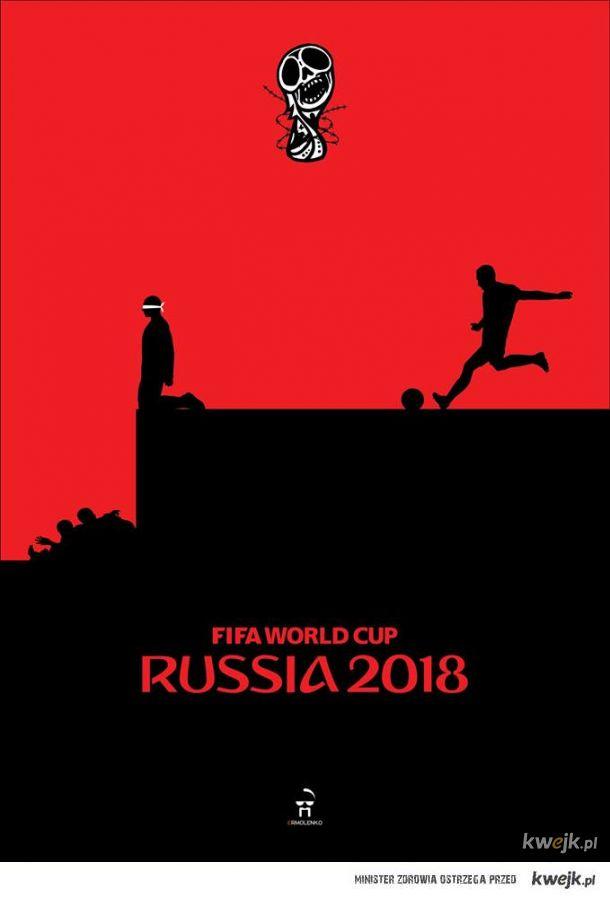 Mistrzostwa Świata w Rosji 2018 - Politycy debatują o wolności w przerwie pomiędzy jednym meczem a drugim. Czy tak powinny wyglądać mistrzostwa świata w kraju ,który niby to walczył o wolność obywateli Czeczenii, Abchazji, Osetii, Naddniestrza, Syrii, Kry