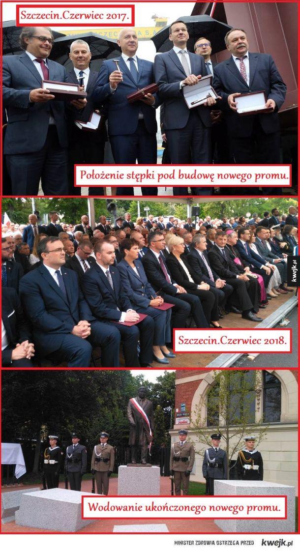 Historyczne osiągnięcie rządu.