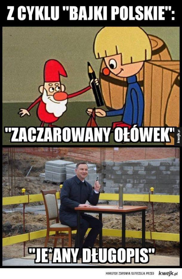 Polskie bajki