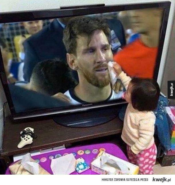 Argentyna po meczu z Chorwacją