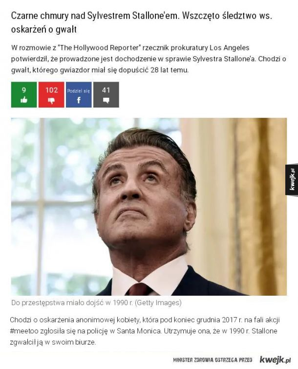 Biedny Stallone