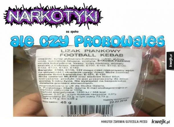 Football kebab