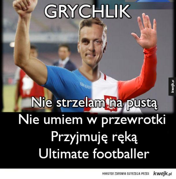 Grychlik Ultimate Player