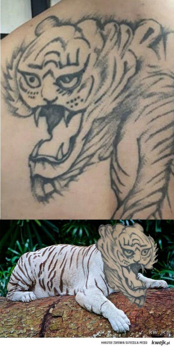 Gdyby koszmarne tatuaże stały się rzeczywistością
