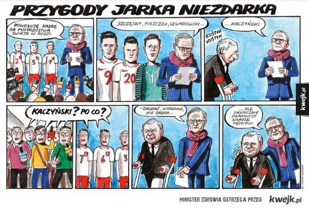 Przygody króla Polski