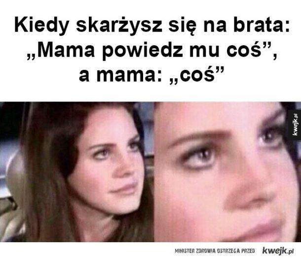Mamo jak możesz mi to robić
