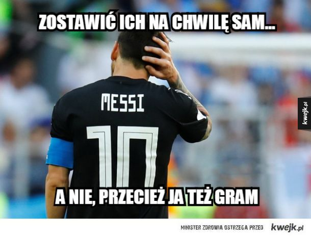Memy po meczu Argentyna - Islandia