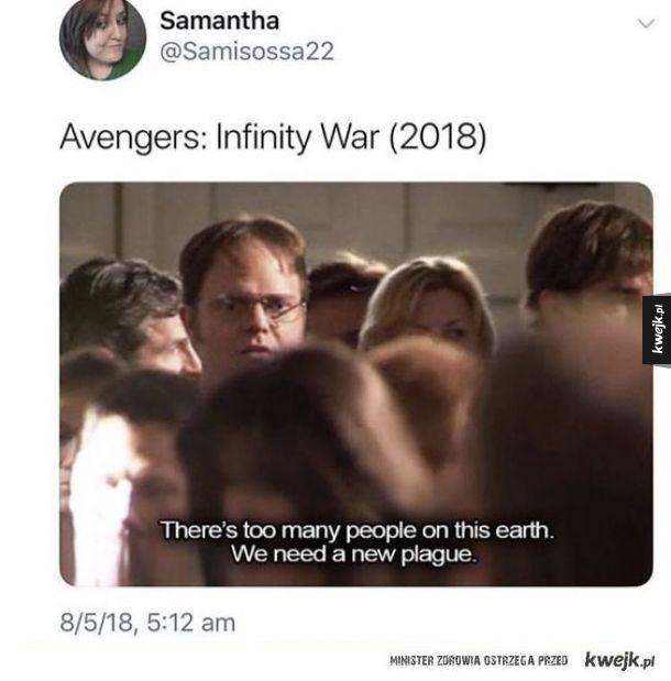 Infinity War w skrócie