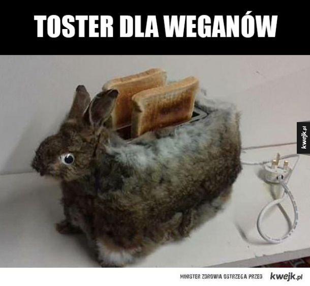 Słodki toster