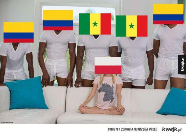 Upadek na mundialu