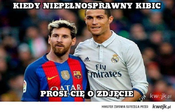 Dobry ziomek Ronaldo