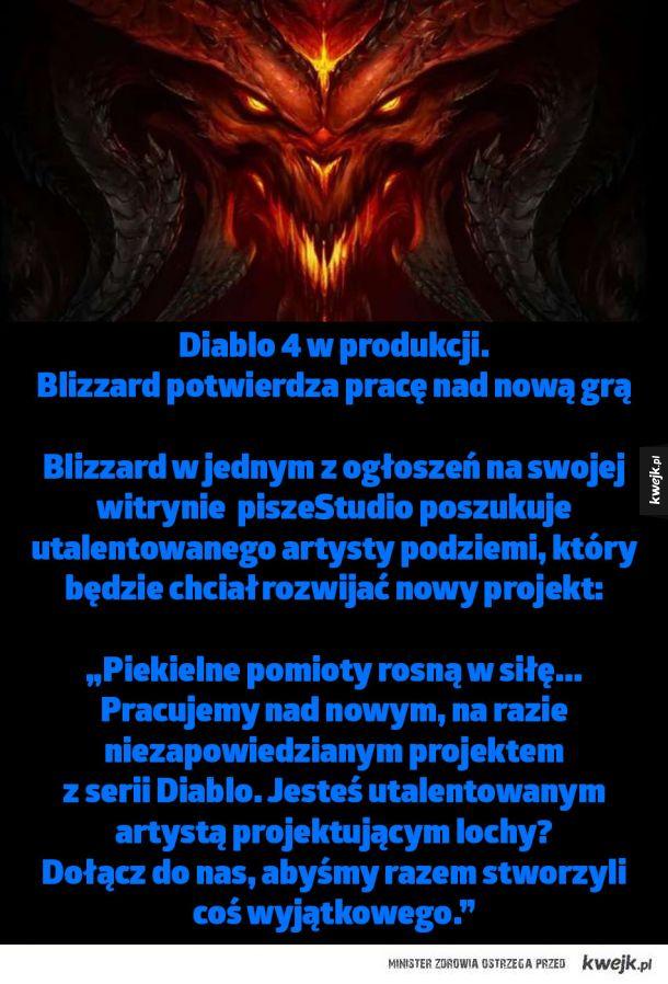 Blizzard potwierdza