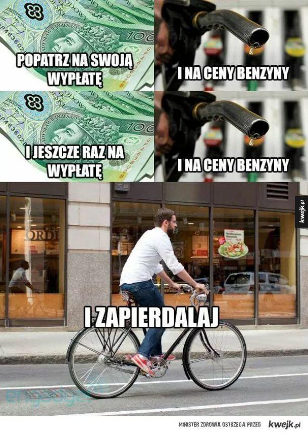 Został tylko rower