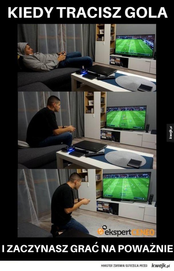 Można to też odnieść do oglądania meczów podczas mundialu