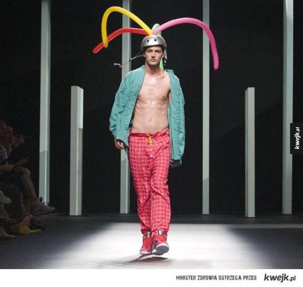 Moda jest trudna, nie wszyscy ją ogarniają...