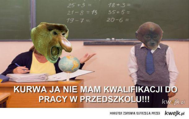 Janusz nauczyciel