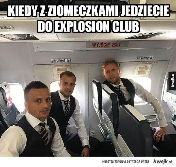 Wyjazd do explosion
