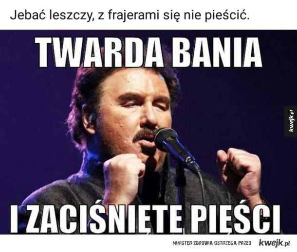 Twarda Bania