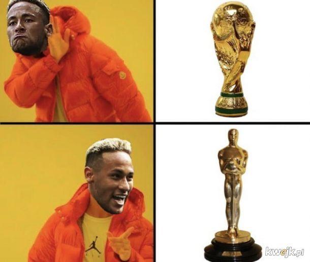 Klasyczny Neymar