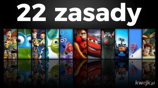 W jaki sposób Pixar utożsamia historię z widzem?