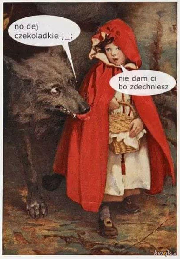 Nie dam Ci wilku